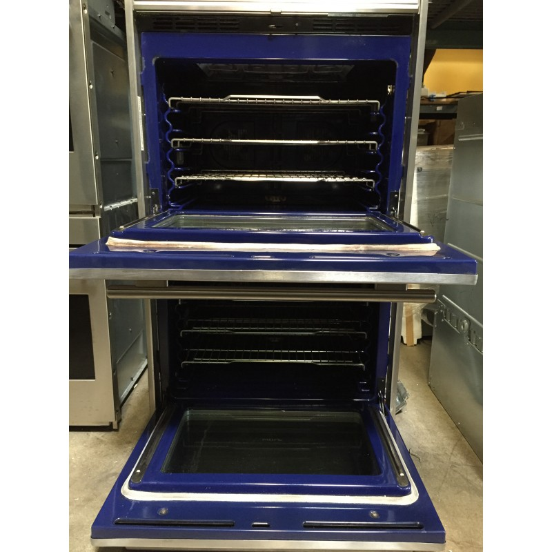 how to clean wolf oven