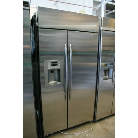 Built in Refrigerator 42 ge ge Profile 42 Quot Built in Side
