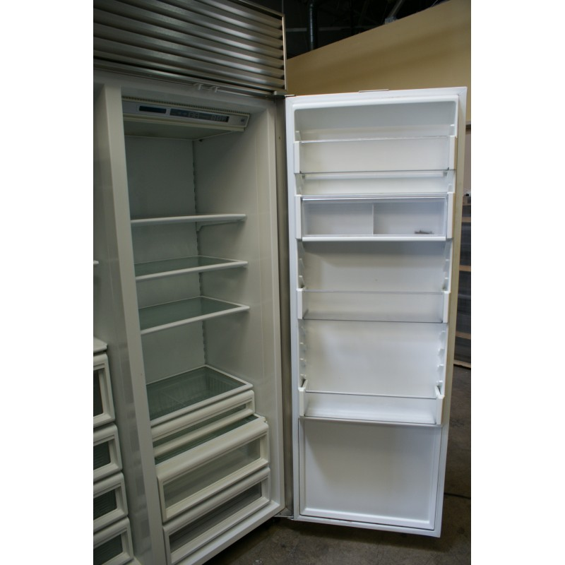 Sub-Zero 42 Built-In Side-By-Side Refrigerator BI42SIDO